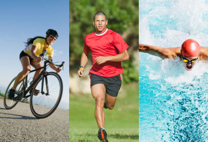 If you're looking to run faster, bike harder or swim farther, here are some great tips to boost your athletic stamina.